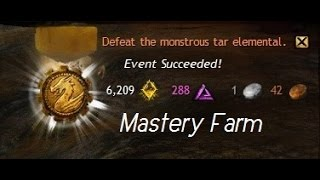 Gw2: Mastery Experience Tips