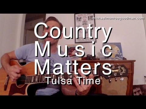 Tulsa Time-Michael Monroe Goodman