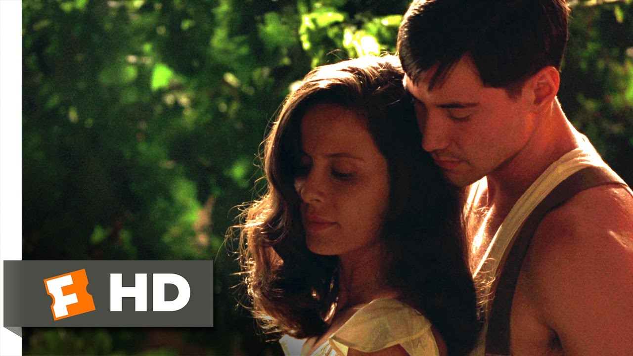 A Walk in the Clouds (1/3) Movie CLIP - Saving the Vineyard (1995) HD