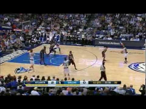 Dennis Schröder vs Dirk Nowitzki NBA Regular Season 2013/14 Highlights