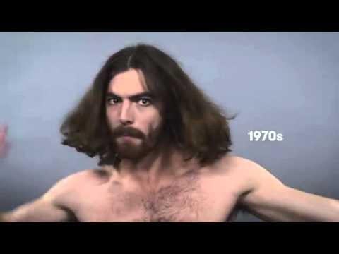 100 Years Of Beauty   Episode 12  USA Men Samuel   YouTube