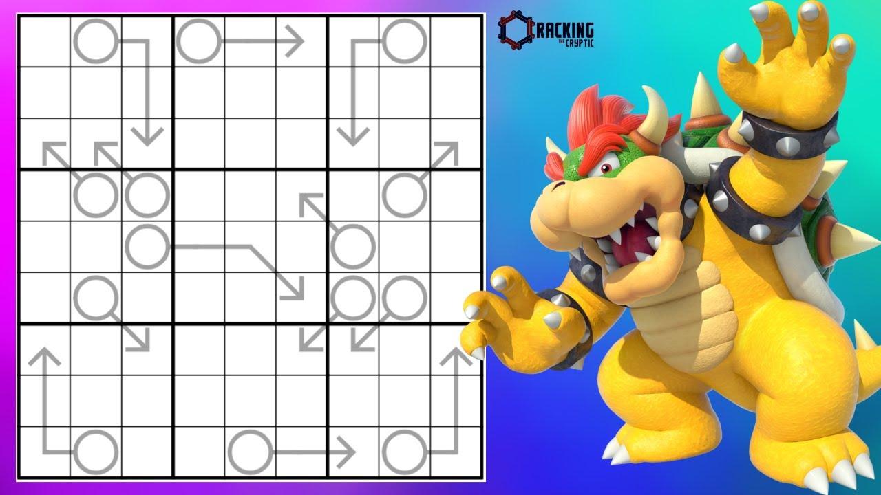 Download The Best Arrow Sudoku Ever?