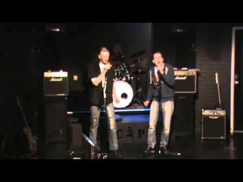 JamScape Sessies Escape Veenendaal 16-02-2013 Karaoke Jam Cool!!!!!!