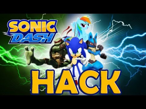 Sonic Dash Hack