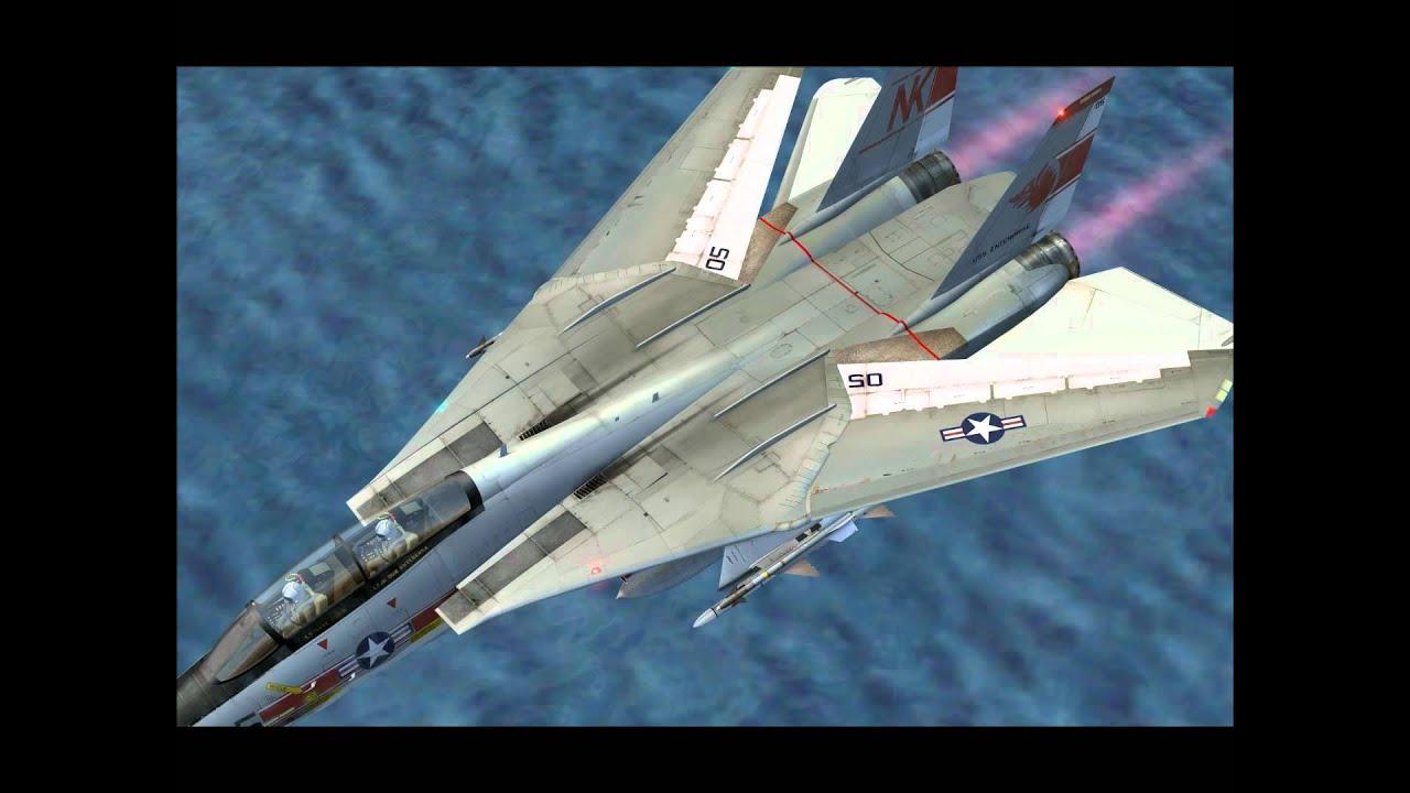 F 14 Wing Sweep Wmv Youtube