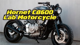 Custom Honda Hornet CB600 by Lab Motorcycles