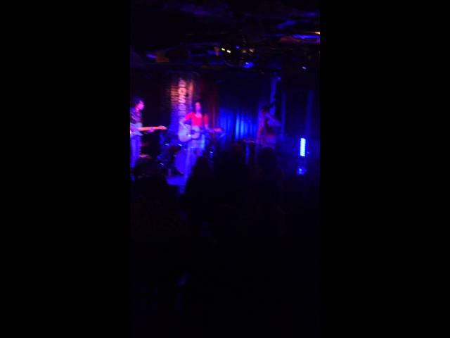 Amy McCarley feat Kenny Vaughan [The Basement, Nashville (Fools Lament) 6/12/12]