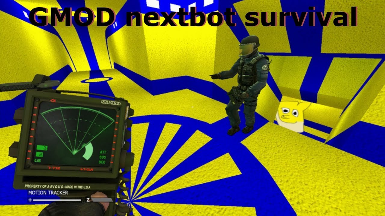 Nextbot Survival! - Garry's Mod