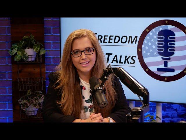 Freedom Talks Episode 1: Victor Avila Pt. 1