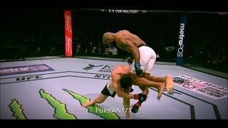 Craziest Knees & Kicks in UFC MMA 2017/18 • Knockout Highlights • HQ