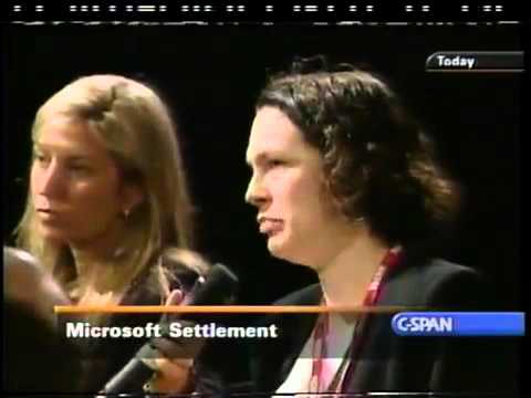 Bill Gates and Steve Ballmer on the Microsoft Antitrust Case (2001)