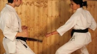 How to Do Lower Blocks | Karate Lessons