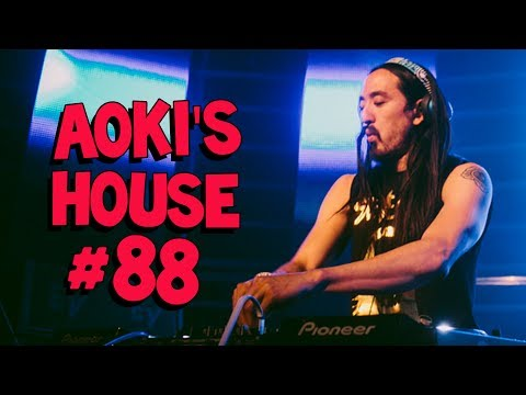 Aoki's House on Electric Area #88 - Datsik, Felix Cartal, Yolanda Be Cool, and more!