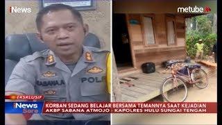[EKSKLUSIF] Tetangga Mutilasi Bocah SD, Pelaku Ternyata Alami Gangguan Jiwa - iNews Sore 18/09