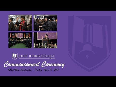 2018 JJC Commencement