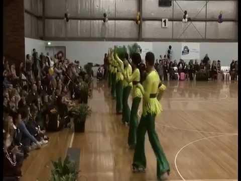 Australian Artistic Roller Skating Championships - Opening Night 2011
