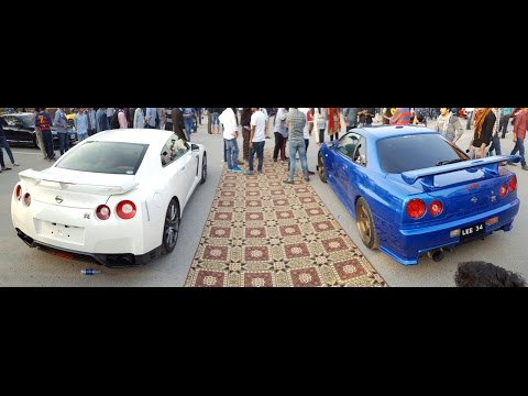 Rich Kids of the Asia with their rides - Pakistan Autimo Auto festival 2017