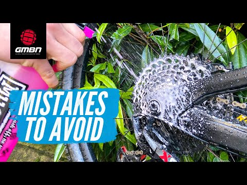 5 Common MTB Drivetrain Cleaning & Lubing Mistakes | How To Avoid Them