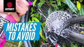 5 Common MTB Drivetrain Cleaning & Lubing Mistakes   How To Avoid Them screenshot 5