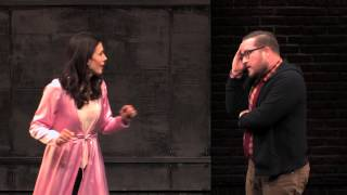 'Stage Kiss' by Sarah Ruhl at Playwrights Horizons