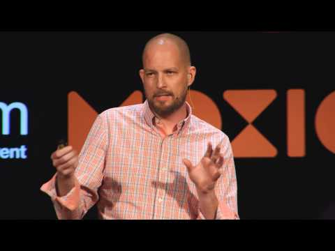 Augmented reality storytelling how it will change the way we play forever | Devon Lyon | TEDxSalem
