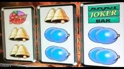 Live play on Joker 27 (Kajot) slot machine