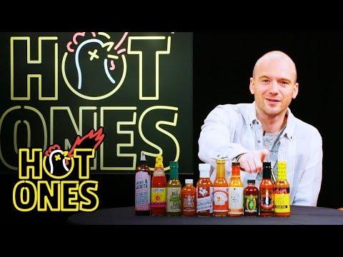 Season Five Hot Sauce Lineup, REVEALED | Hot Ones