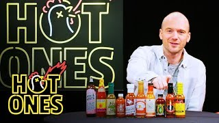 Season Five Hot Sauce Lineup, REVEALED | Hot Ones