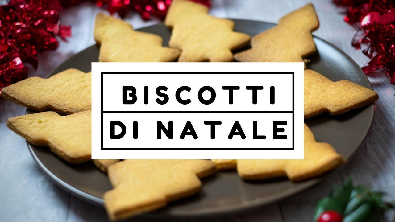 Biscotti Di Natale Ricette Giallo Zafferano.Biscotti Di Natale Di Pasta Frolla Ricetta Facile E Veloce