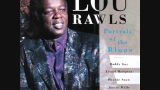 Lou Rawls Suffering With the Blues