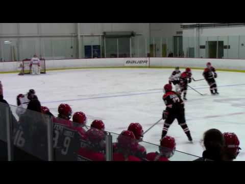 09-30-16 Chicago Fury U19's vs Northern Cyclones