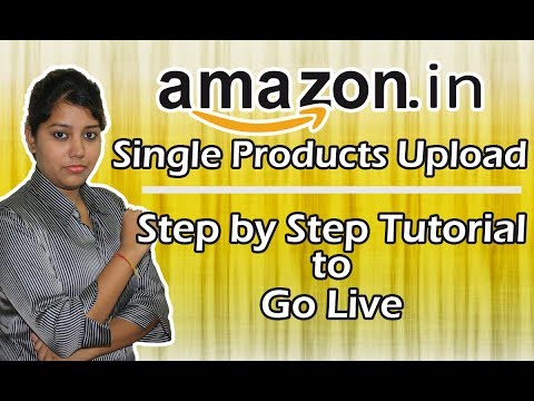 Single Products uploading on Amazon India | Adding Private Label own brand Product in Hindi
