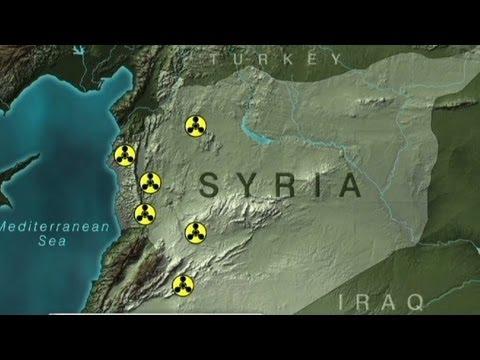 Destroying Syria's chemical weapons will take years