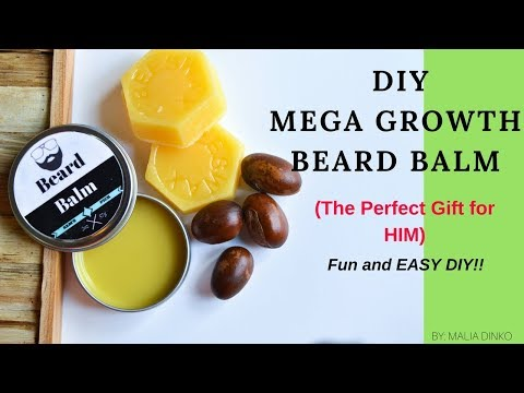 Top 3 DIY Beard Balm Recipes – BeardStyle