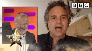Mark Ruffalo is making movies from an Airbnb?! | The Graham Norton Show - BBC