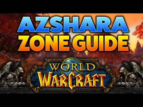 Amberwind's Journal | WoW Quest Guide #Warcraft #Gaming #MMO #魔兽