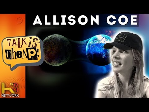 Allison Coe on The Event & New Earth