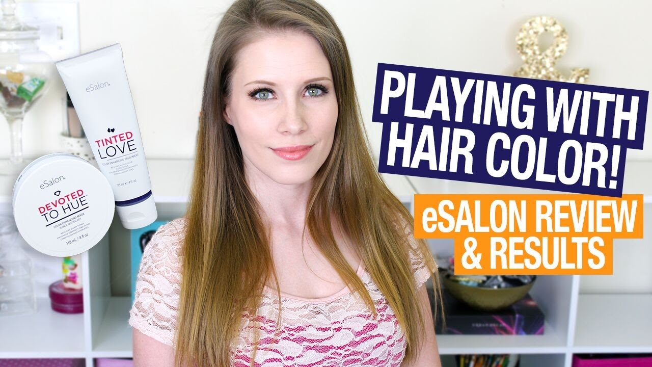 Playing with hair color esalon treatment review results for E salon hair color reviews