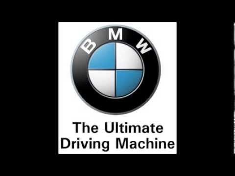 BMW (ultimate driving machine)