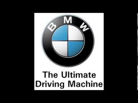 why is bmw the ultimate driving machine