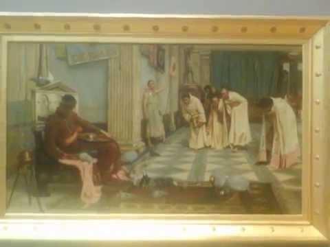 Random Paintings At Adelaide Art Gallery