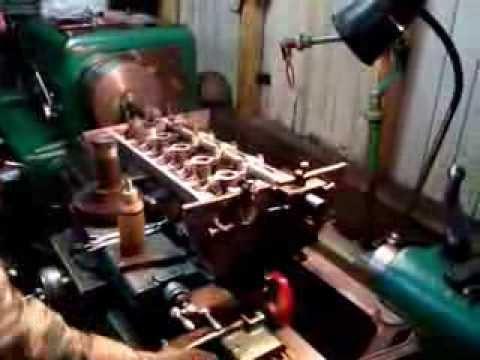 Ремонт постелей распредвала ваз 2108 своими руками
