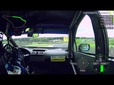 Pole Lap: Jason Plato – Knockhill 2016