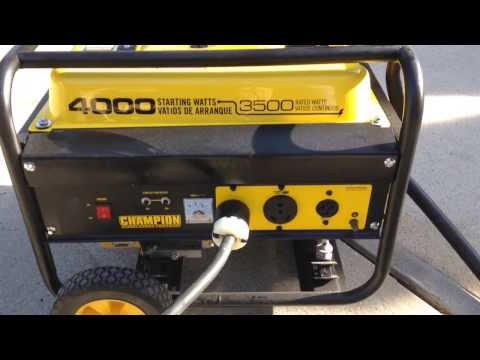 How To Convert Your Generator To Natural Gas