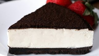 no bake cookies cream cheesecake