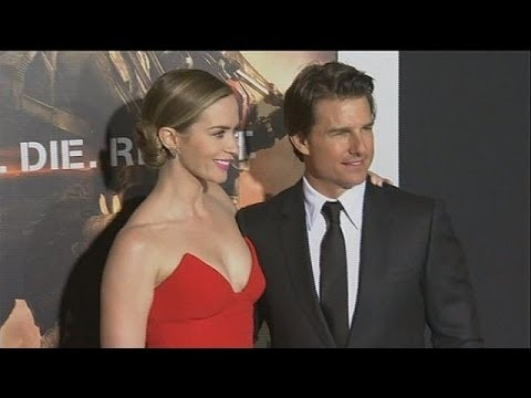 "Tom Cruise assure la promotion de ""Edge of Tomorrow"" - cinema"