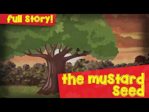 The Mustard Seed | English | Parables Of Jesus | Episode 08
