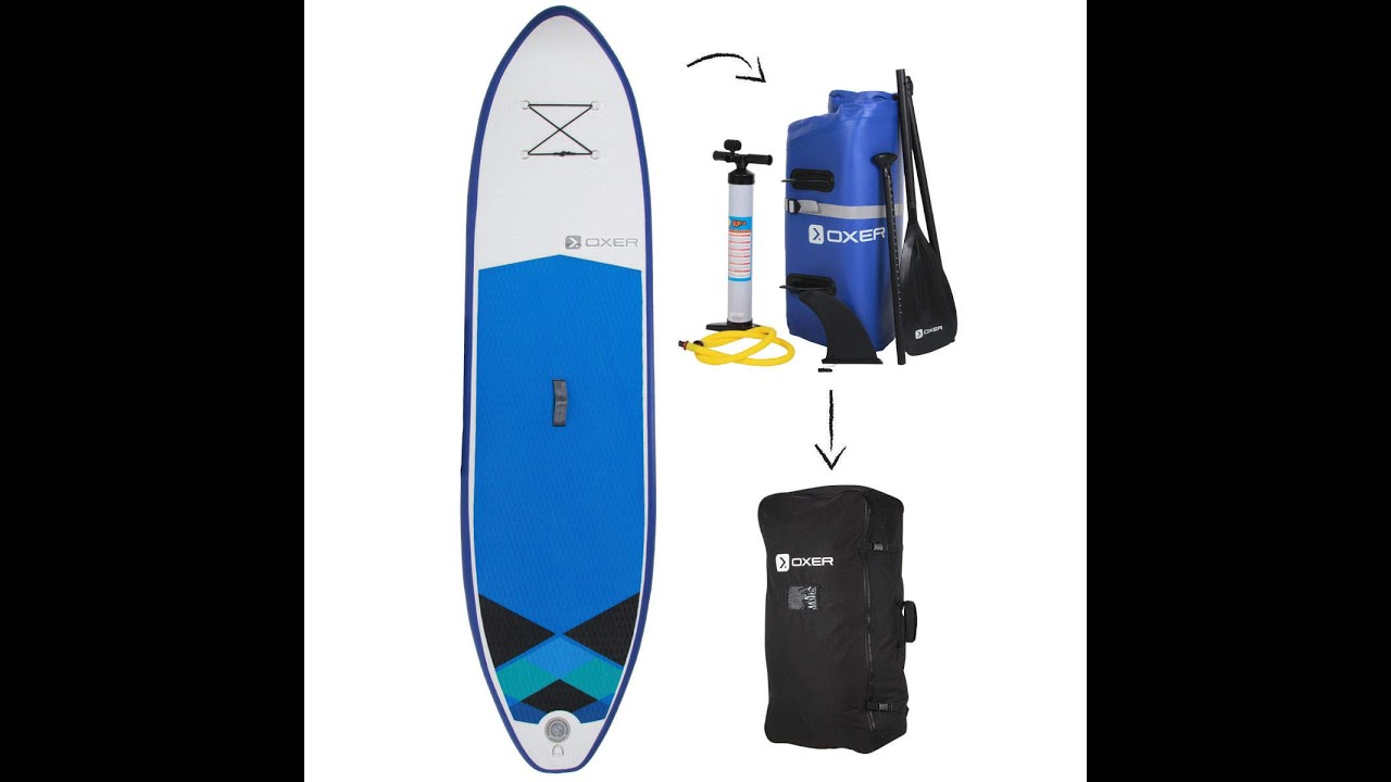 ed577f605 Prancha Stand Up Paddle Inflável Oxer 10.0