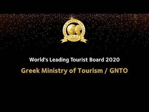 Greek Ministry of Tourism   GNTO