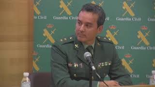 """""""Los Fondos Documentales del Cuerpo de Carabineros Agustín del Valle  Algeciras 19-03-2018"""